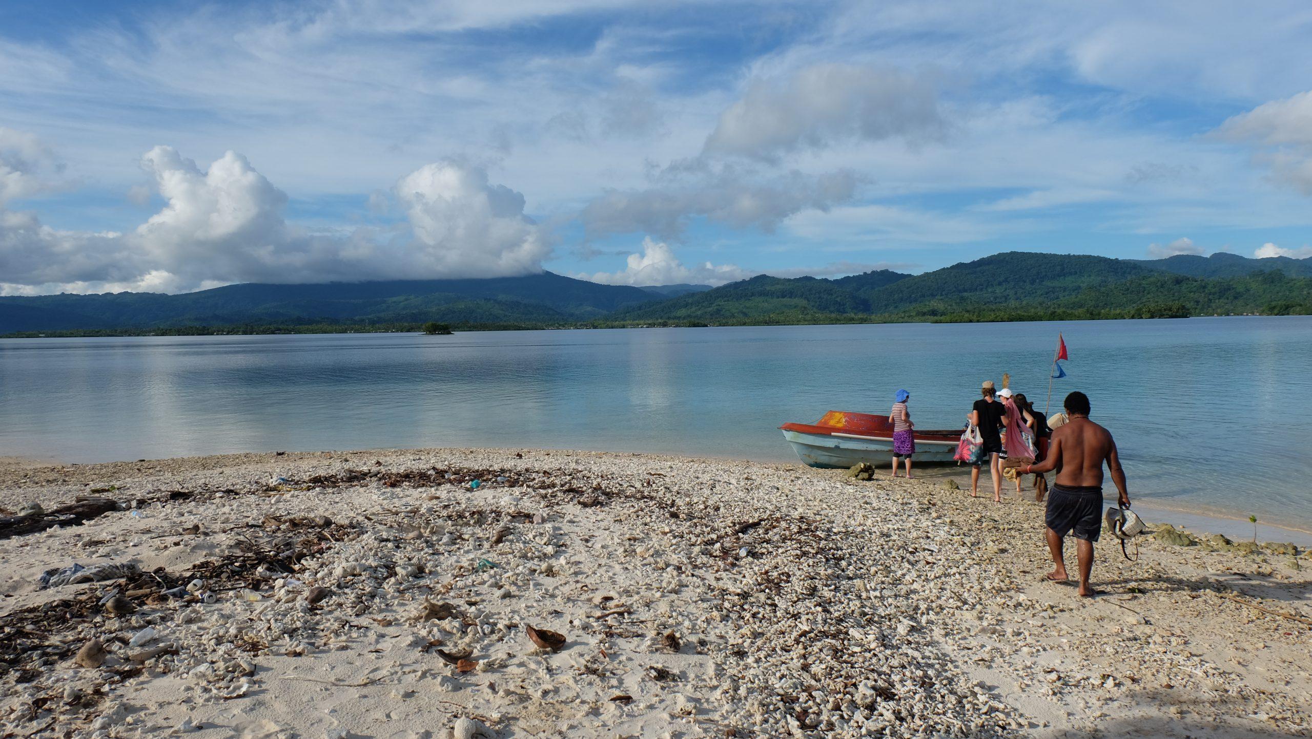 Watch: Malaita's gorgeous Langa Langa Lagoon
