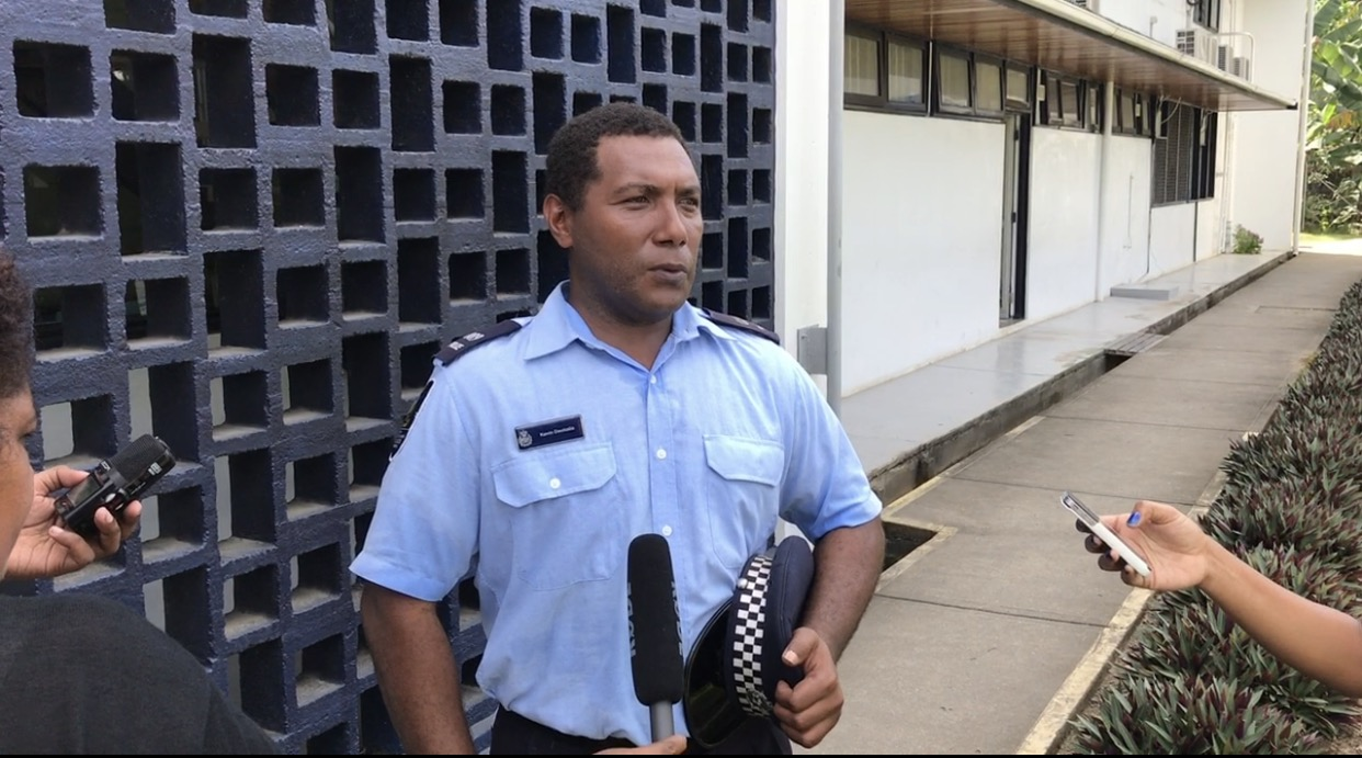 Watch: Solomon Islands police say they are ready for rearmament challenge