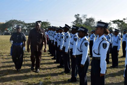 49 percent of new RSIPF officers are female