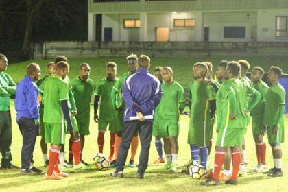 'We must believe' Vega-Arango tells Bonito players