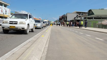 'Too many are dying on our roads': Solomons Police