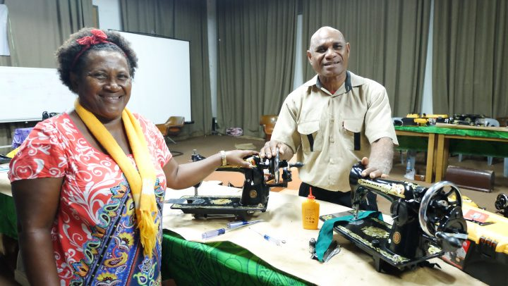 SIBC Podcasts: Humble beginnings of a sewing machine repair business