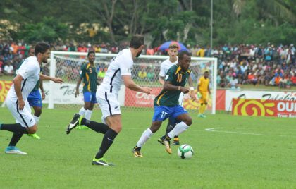 Confident Bonitos hold All Whites in nail biting qualifier