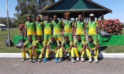 Kurukuru leave the Solomons for Asia indoor games