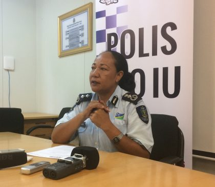 Police investigate alleged drunk RSIPF constable