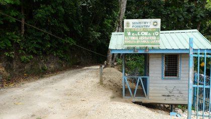 Botanical Garden land under threat