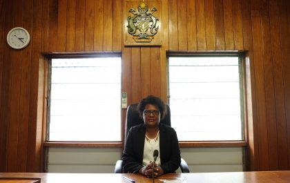 Solomon Islands appoints first female Chief Magistrate