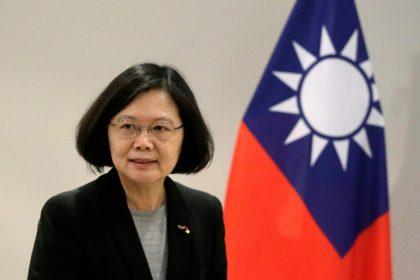 Taiwan presidential visit next week