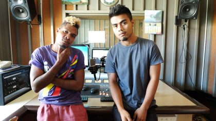 SIBC Podcast: Artist profile talks to Mauri Sounds Studio