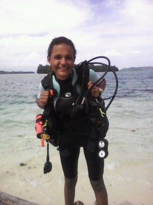 Solomon Islands has its first internationally accredited female dive instructor