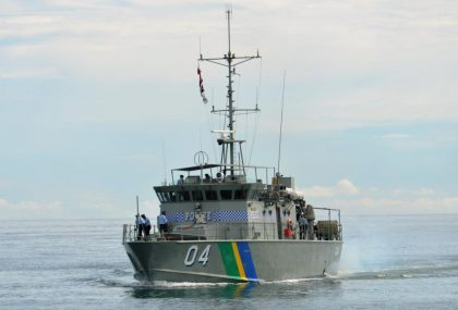 Australia to replace patrol boats