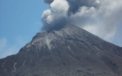 Reef Islands' water unfit for use after Tinakula eruption