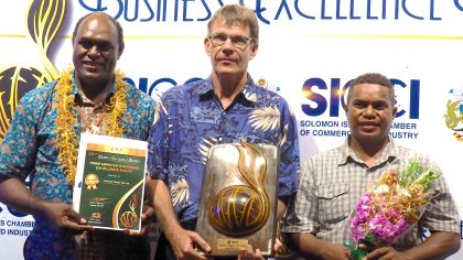 Kokonut Pacific wins big at SICCI Business Excellence Awards