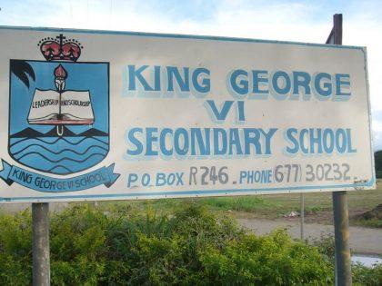 Relative suspected of retaliating after KGVI principal suspended