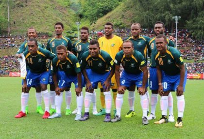 SIFF aims for 2026 World Cup spot