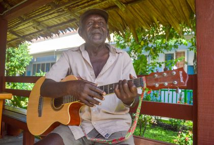 Take inspiration from local music: veteran musician calls for return to roots