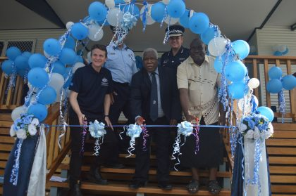 RSIPF opens new $9M Naha police station