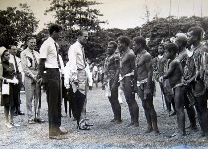 SIBC Podcasts: Prince Phillip and his connection with Busu Island, Langalanga Lagoon