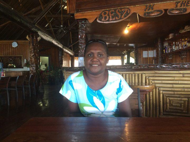Meet the woman running Gizo Hotel