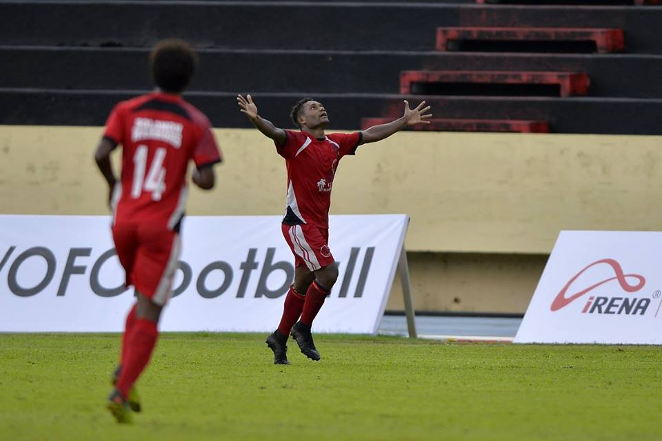 Solomon Warriors thrash AS Lossi 6-1 in second O-League matchup