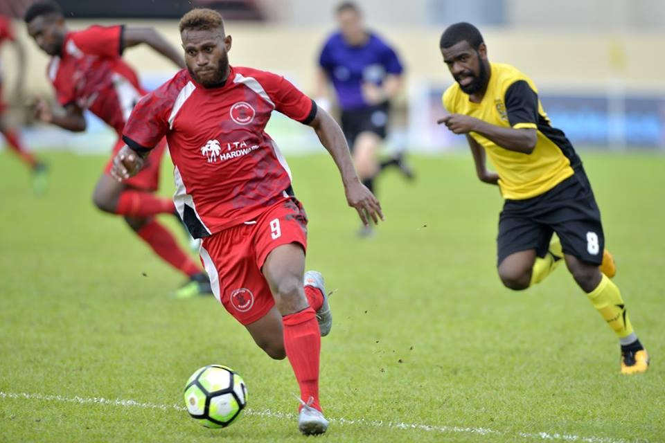 10-man Solomon Warriors defeated in O-League opener