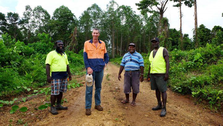 SIBC TV tours Kolombangara Island, and its sustainable logging plantation