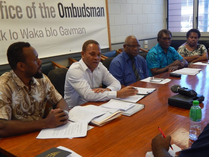Ombudsman's Office: Is it Mal-administration, let us deal with your complaint.