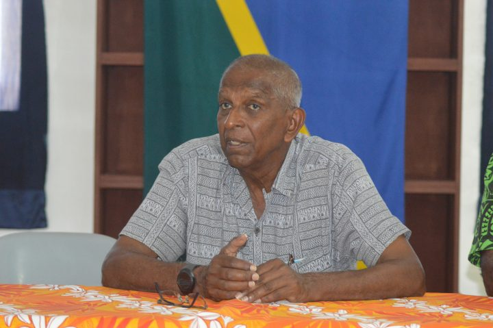 We want a clean Honiara for 2023 Pacific Games: Lakhan