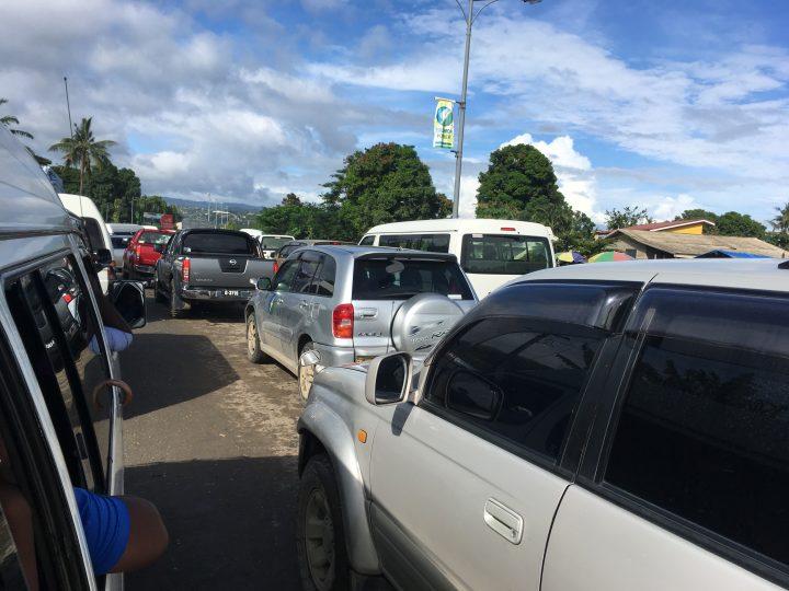 Honiara traffic offences mounting