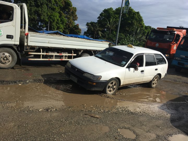 Repairs on pothole-ridden Honiara roads set to begin soon