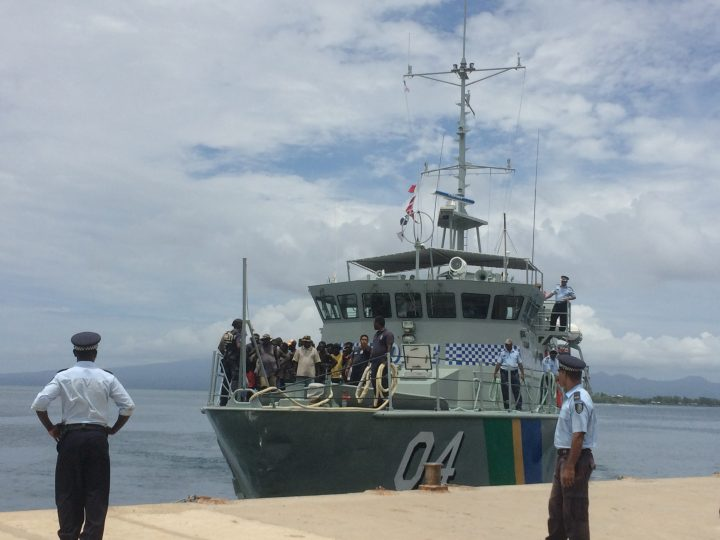 29  Bougainvilleans apprehended for illegally entering Solomon waters