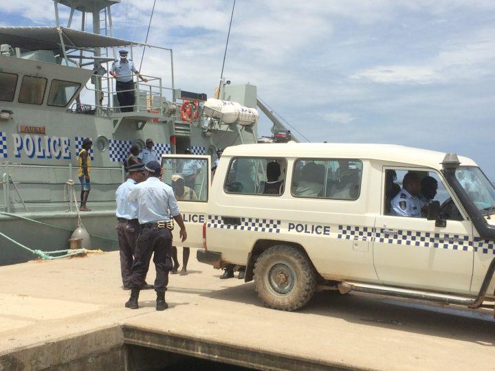 Gizo under curfew as Bougainvilleans escape Gizo police.