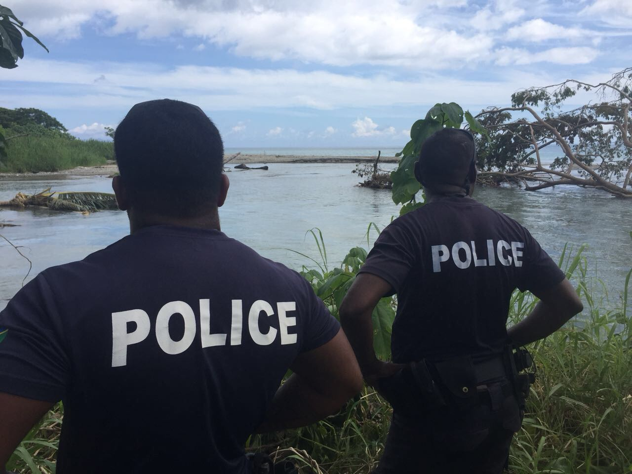 Police launch operation to destroy crocodile sighted in Bonegi