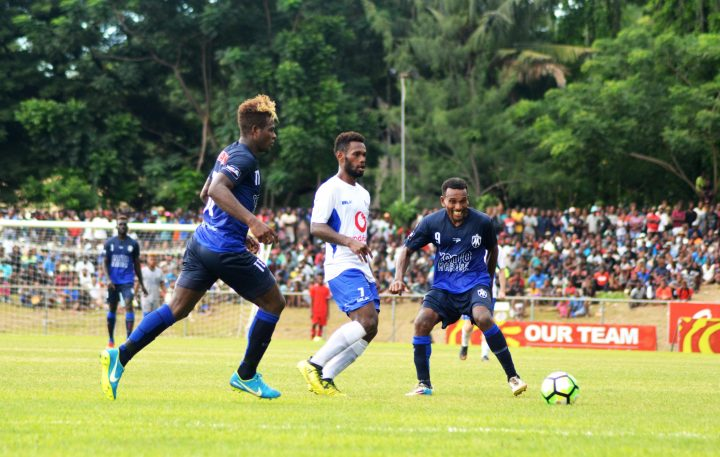 Marist FC bows out in OFC semis after 1-0 defeat