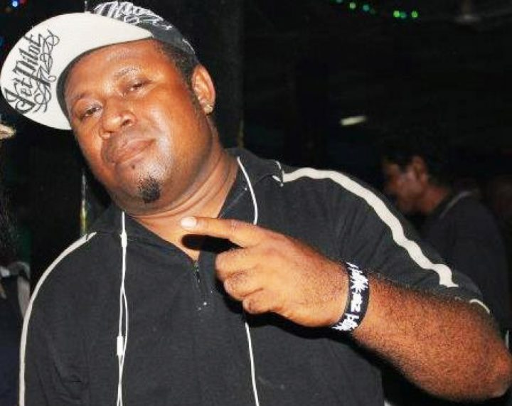 Sharzy arrested for illegal entry in Western Province