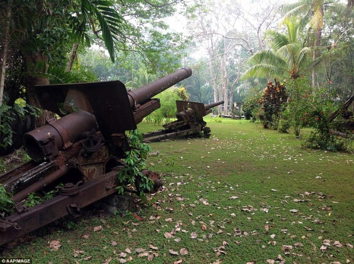 Fear World War II relics might never return