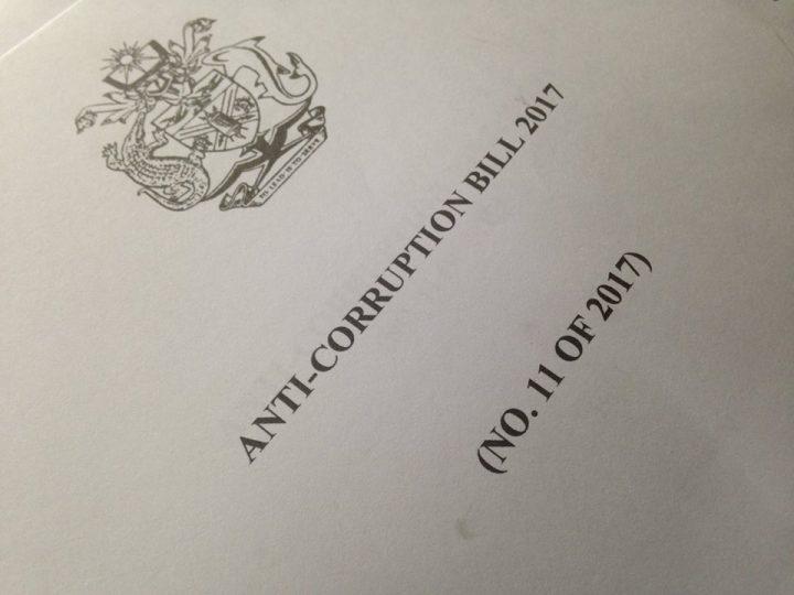 Anti-Corruption Bill passed