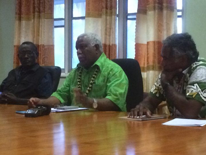 'No state of emergency, it's under control': PM Houenipwela