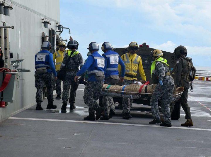 1 dead and 4 wounded in Ren-bel stabbings