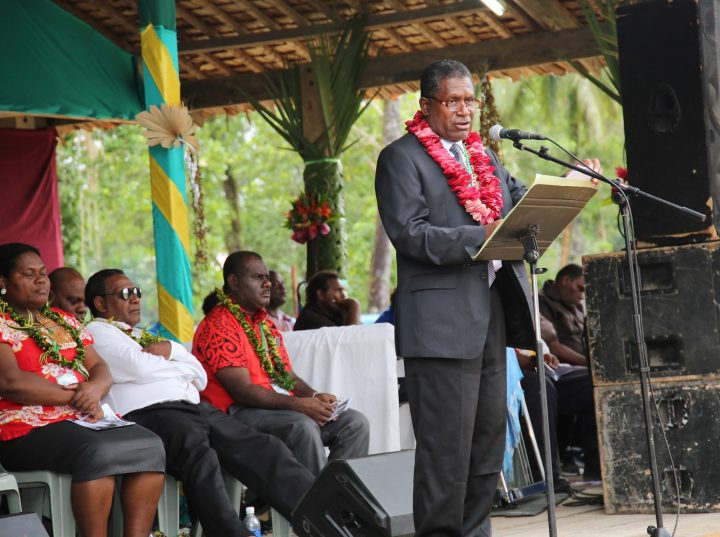 'Malaita is debt free': Premier Ramohia