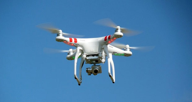 Govt call on drone users to apply for permit