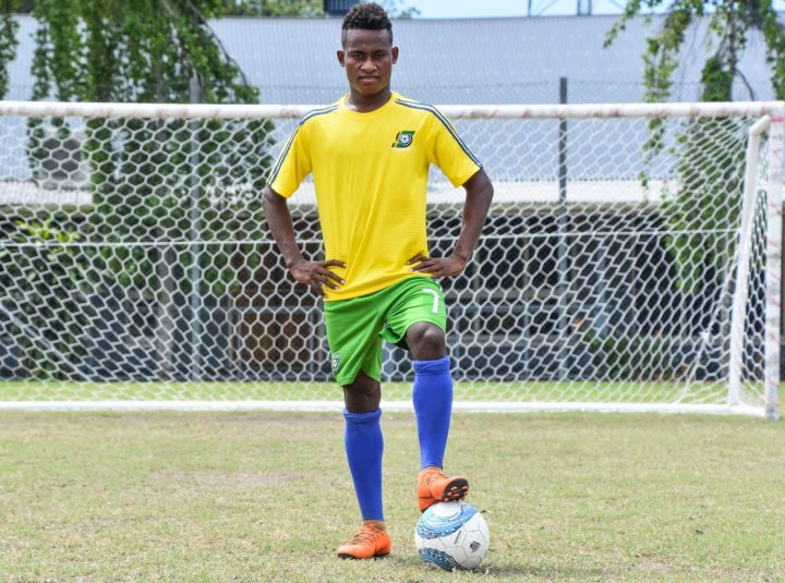 U-16 team begins OFC campaign with a five goal win