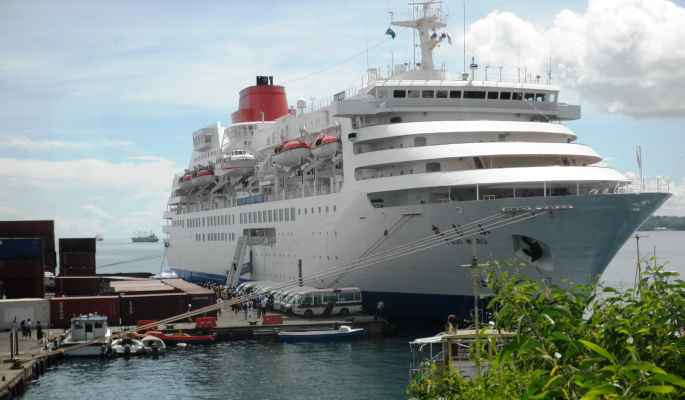 Honiara Port's safety the focus of Pacific Navigation Project