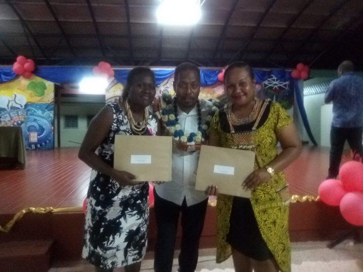 Solomon Islands student journalists scoop prestigious awards