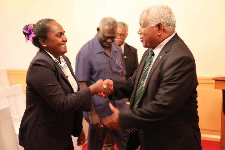 Honourable Lanelle is new Minister for MYCF