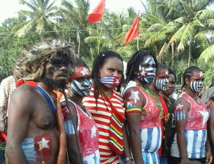 """West Papua's suppression is a fraudulent process facilitated by the UN"""