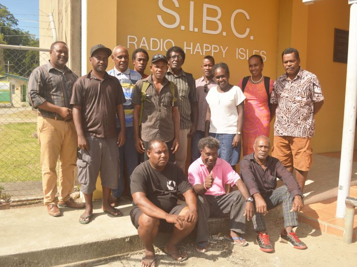 SIBC preps for 2018 NG Election