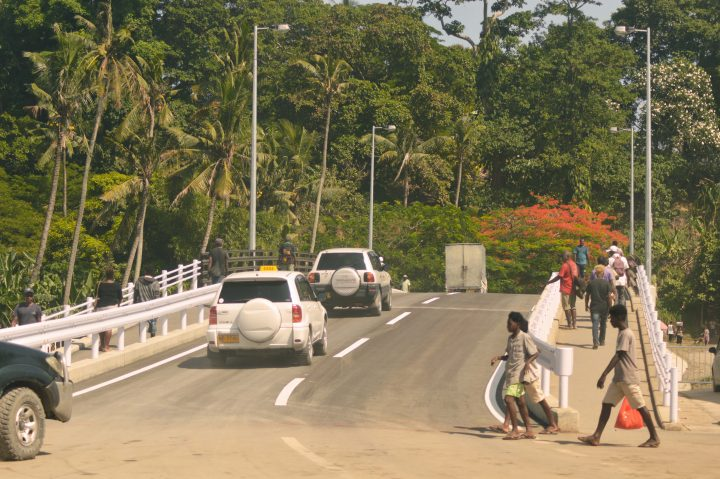 Public urged to look after new infrastructures