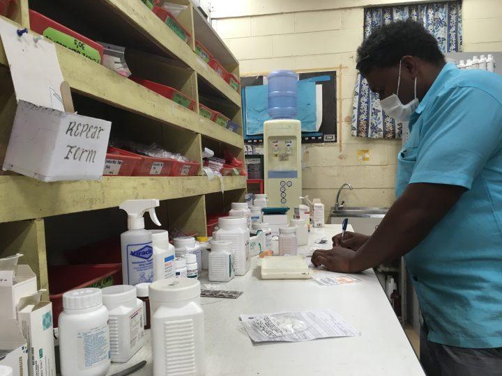Medical supplies improves