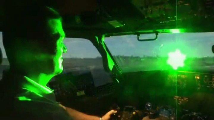 Laser strikes increase: Civil Aviation issues warning